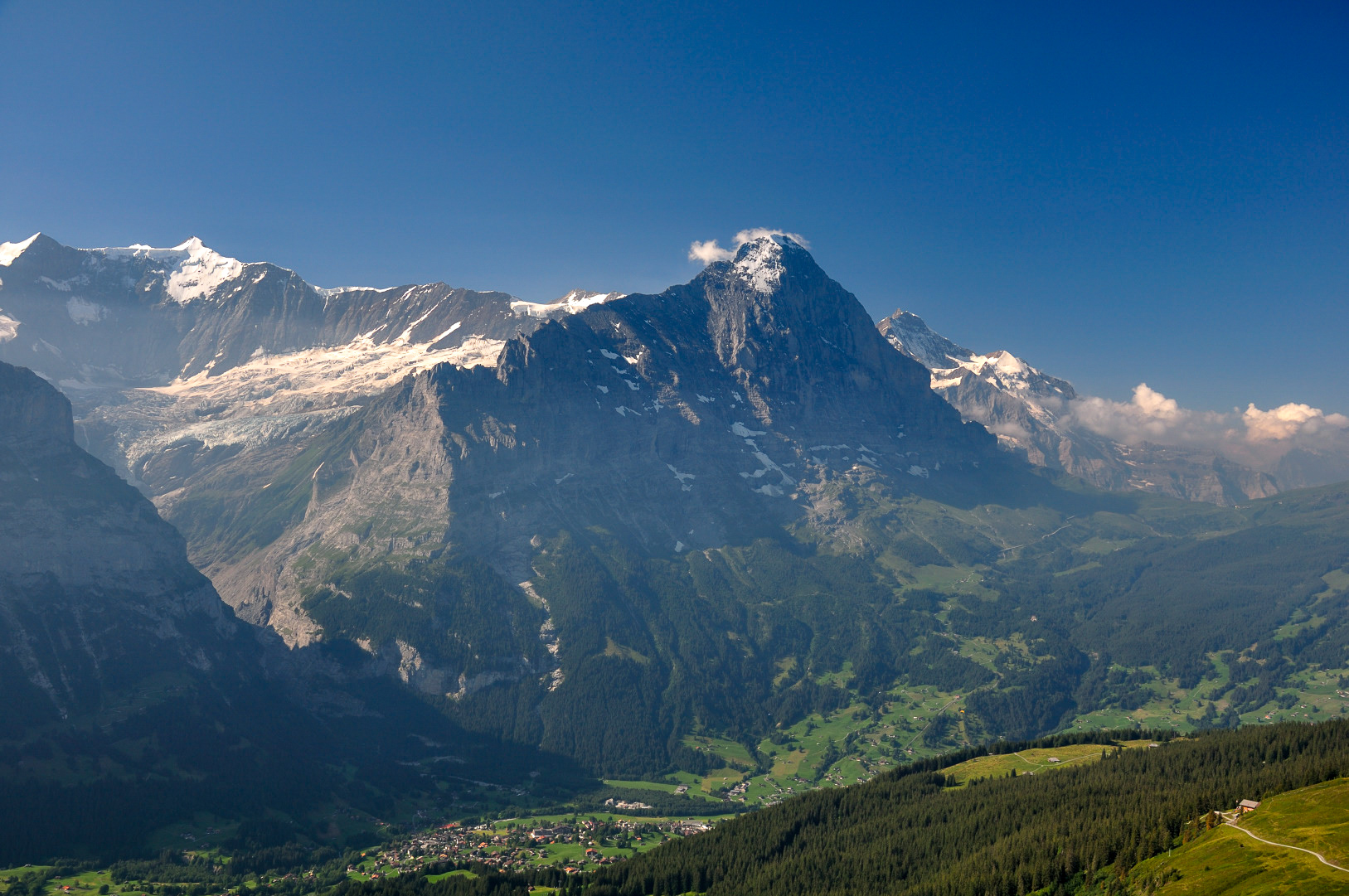 ⑤スイス&フランス旅行