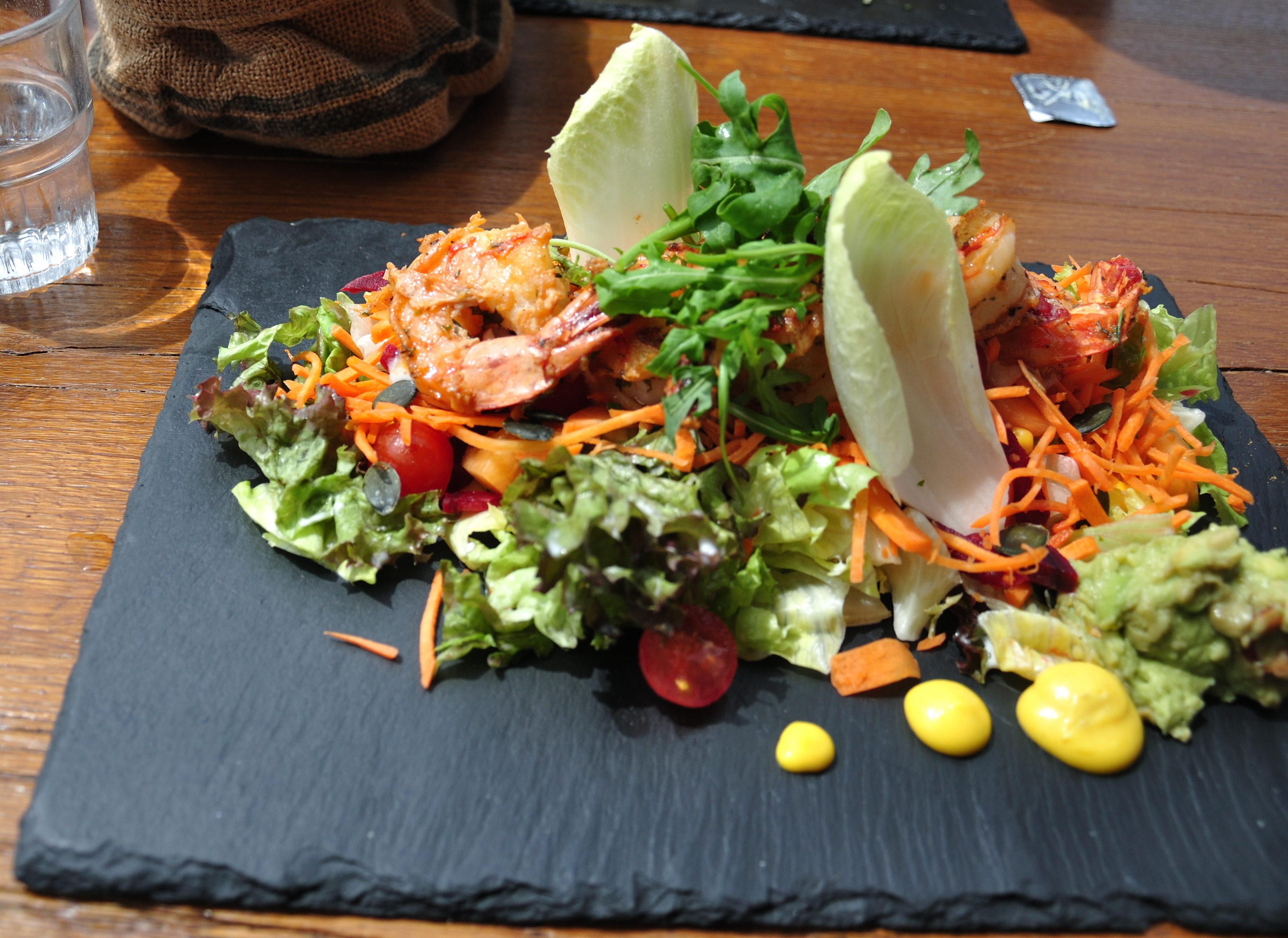 ツェルマット レストラン「ALPHITTA」